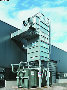 LIGNO-Compact, фотография установки