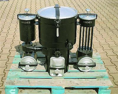Рис. 2. Газогенератор «Васкер» для легковыхавтомобилей