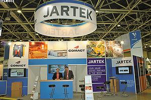 Стенд компании Jartek