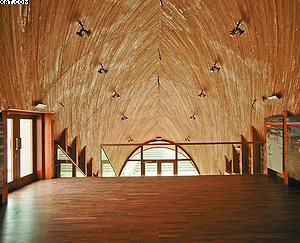 Центр солеварения «Аньяна» (Алава, Испания)