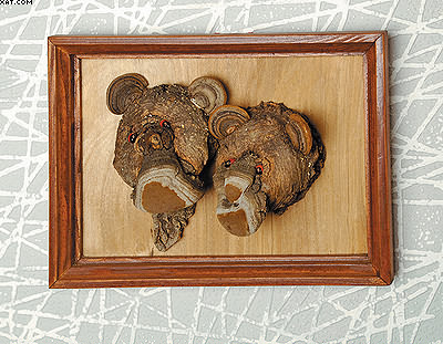 Медведи – Семейный портрет – Зоопарк