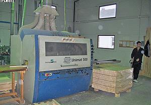 Продольно-фрезерный станок Weinig Unimat 500