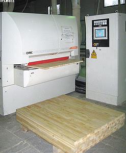 Калибровально-шлифовальный станок DMC Unisand K