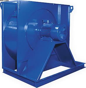 Вентилятор высокого давления ВДП-RU исполнение 1