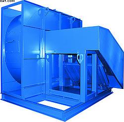 Вентилятор высокого давления ВДП-RU исполнение 5