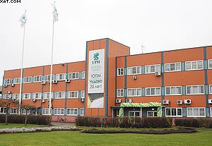 Здание администрации ООО «ЮПМ-Кюммене Чудово»