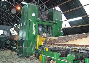 Лесопильное оборудование Esterer (EWD)