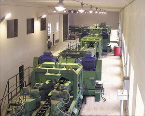 В 2007 году на заводе фирмы «Алтай-Форест» компанией SAB была введена в эксплуатацию линия Profiline