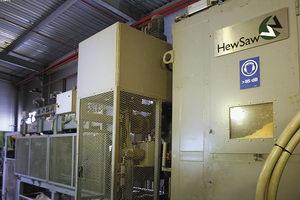 Лесопильный комплекс HewSaw R250SE