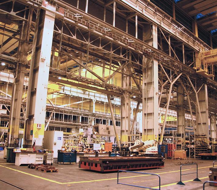 Производственная площадка Innse Berardi