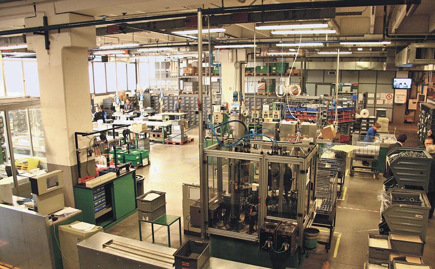 Производственный цех в Польпенацце