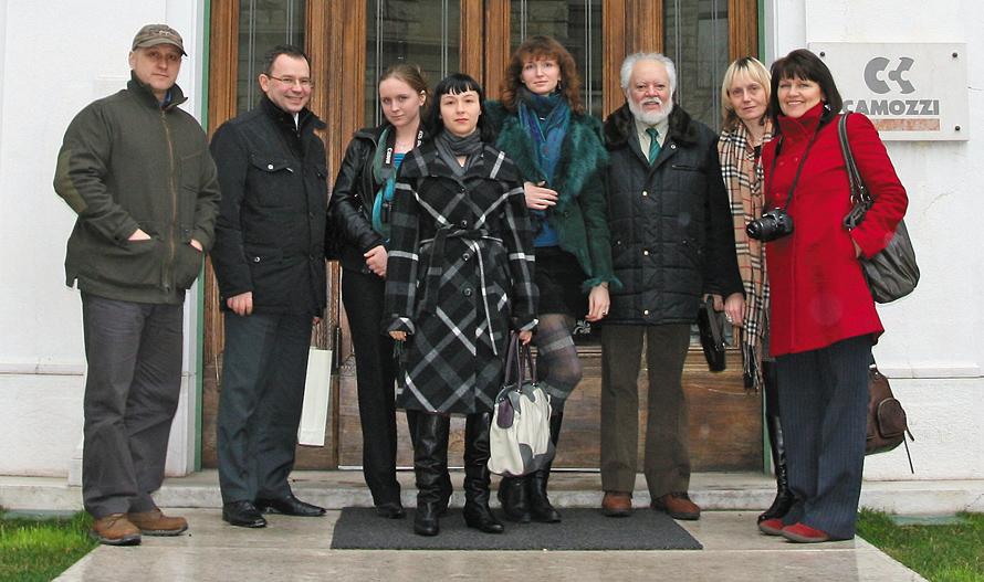 В марте 2011 года компания Cаmozzi Group организовала пресс-тур для представителей отраслевых СМИ с экскурсиями на производство