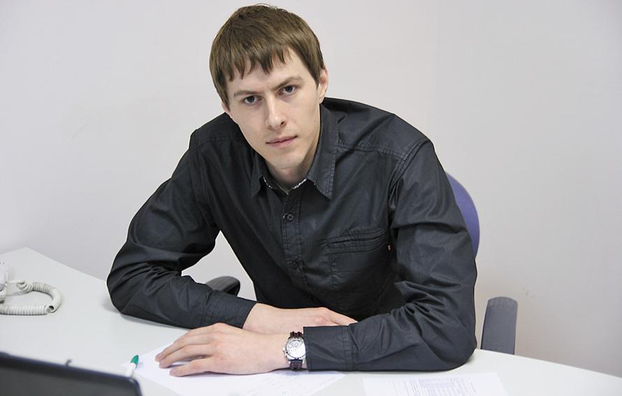 Технолог, разработчик клеев-расплавов компании «Эрготек» Галкин П. В.