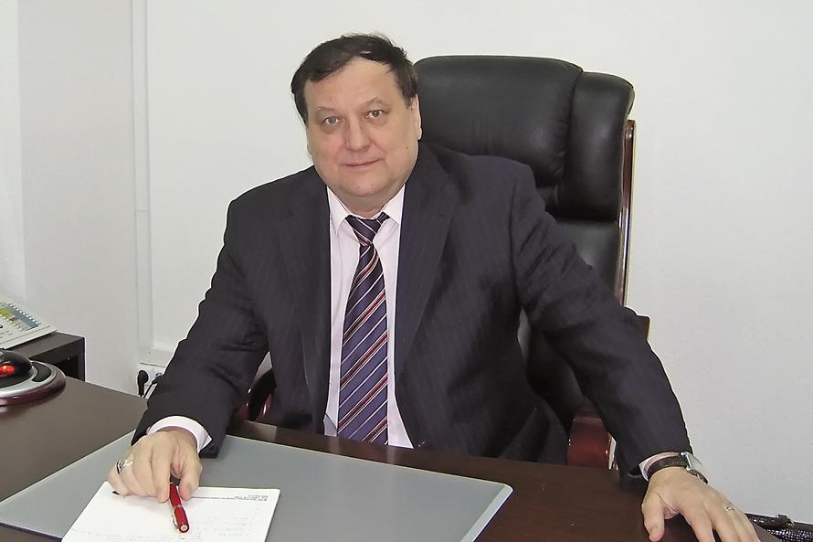 Генеральный директор ПФК «Аламак» Евгений Михайлов