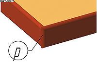 Рис. 5. Форма стыка облицовочных материалов