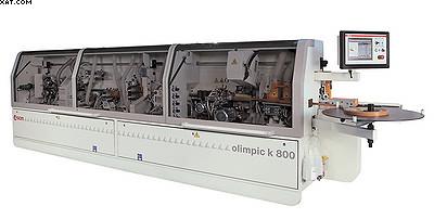 Кромкооблицовочный станок SCM Olimpic K 800 TERS