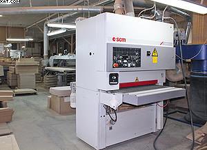 Шлифовальный станок SCM Sandya 3S