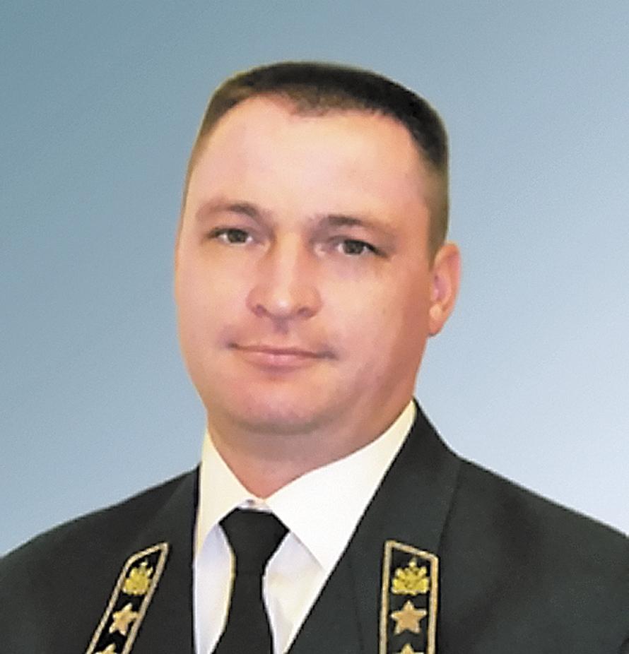 Заместитель руководителя Рослесхоза Евгений Трунов