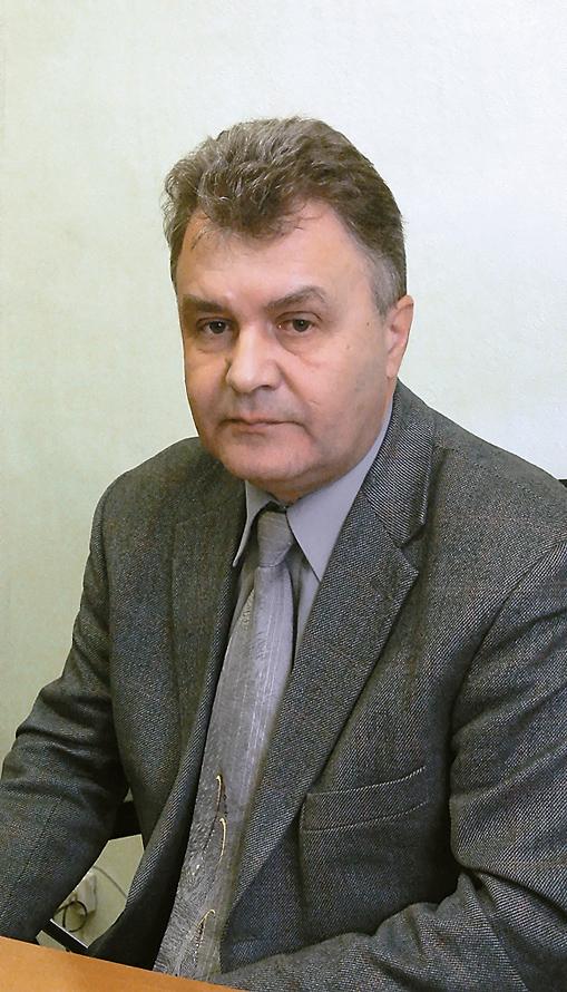 Председатель правления Союза лесопромышленников Ленинградской области Юрий Орлов