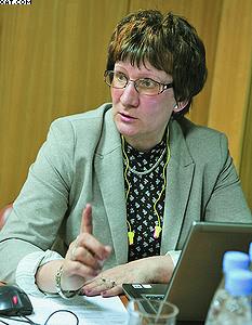 Директор по корпоративным коммуникациям UPM в России Наталия Малашенко