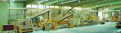 Завод Eltomation по производству плит из цементного фибролита и плит EltoBoard