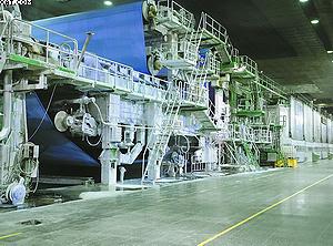 Бумагоделательная машина БДМ-14