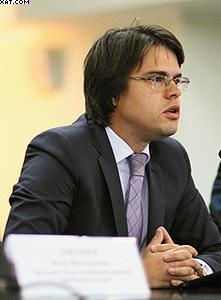 Заместитель министра природных ресурсов и лесного комплекса Красноярского края Максим Пешков