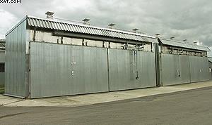 Сушильные камеры производства компании «Негоциант-инжиниринг» на «Миассмебель»