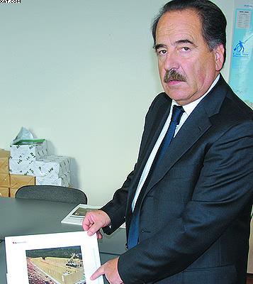 Ренато Спаневелло, президент фирмы Spanevello