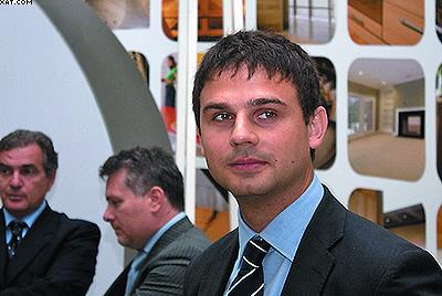 Борис Чернышев, глава московского представительства SCM Group
