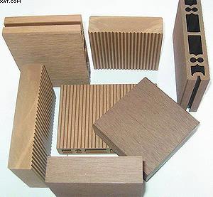 Изделия из древесно-полимерных композитов (ДПК)