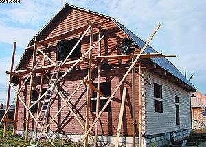 Деревянное домостроение от «Загрос»