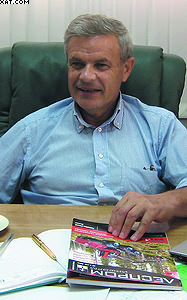 Юрий Черкасов, генеральный директор ЗДИ
