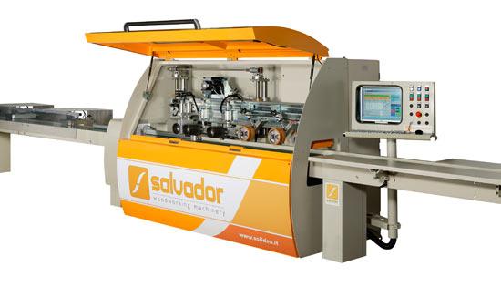 Станок Salvador Supercut 500