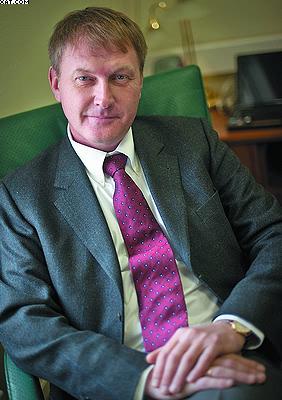 Сергей Пондарь, директор по технологиям и техническому обслуживанию производства ОАО «Группа «Илим»