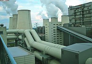 ТЭЦ в Йеншвэльде, Германия