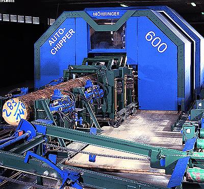 Лесопильное оборудование Mohringer