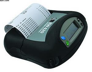 Дополнительные устройства: мобильный принтер