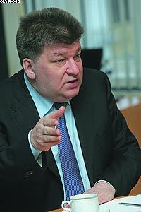 Глава Федерального агентства лесного хозяйства Виктор Масляков