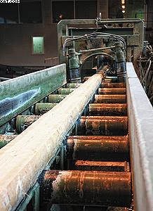 Фрезерно-брусующая линия SAB