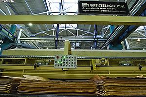 Оборудование для производства LVL-бруса
