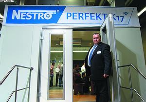 Презентация новинки от компании Nestro