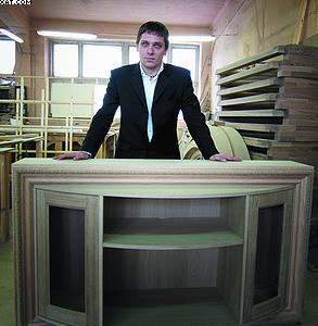 Основатель компании Максим Калугин