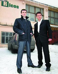 Первые лица компании – Борис Троников, генеральный директор, Макс Калугин, основатель и учредитель компании