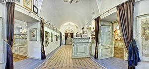 Вход в ресторан «Русская рюмочная №1» (музей русской водки)