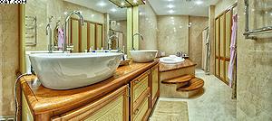 Ванная комната, дизайн Макса Калугина