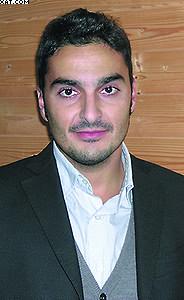 Генеральный менеджер выставки Technodoums-2012 Марко Чеккини