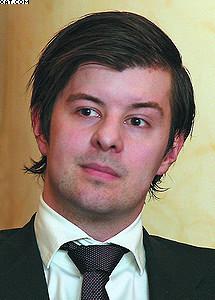 Генеральный директор компании RusForest AB г-н Мартин Херманссон