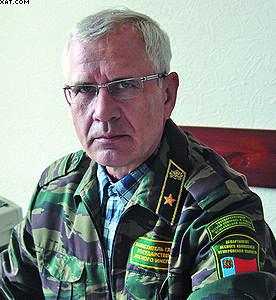 Заместитель начальника департамента  лесного комплекса Вячеслав Семехин