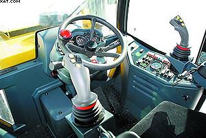 Кабина лесного трактора LKT-82